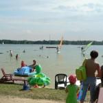 jezioro i okolica